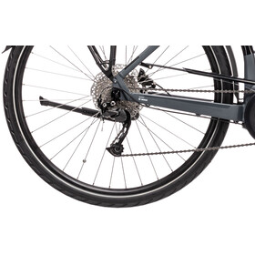 Cube Touring Hybrid One 400 Easy Entry, gris/negro